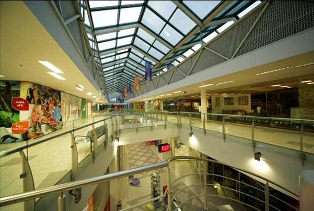 Rocca al Mare Kaubanduskeskus, Tallinn